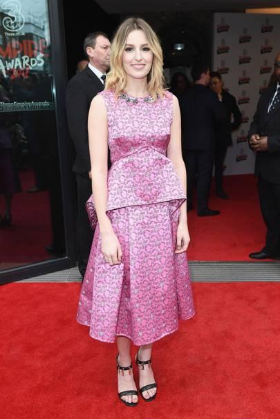 Three Empire Awards, London - March 19 2017