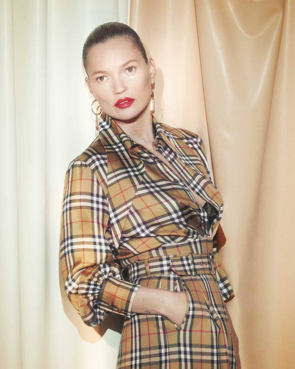 ce2eb97f318a Burberry Unveils Collaboration With Vivienne Westwood And It's Brilliant |  British Vogue