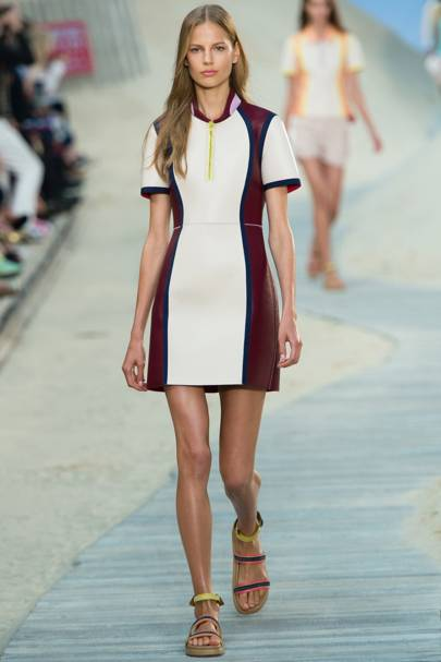 96b094ee56 Tommy Hilfiger Spring Summer 2014 Ready-To-Wear show report ...