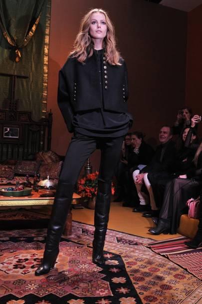 1e62089e2fb2 H&M Autumn/Winter 2013 Ready-To-Wear show report | British Vogue