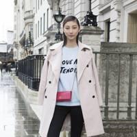 Yue Ning, model