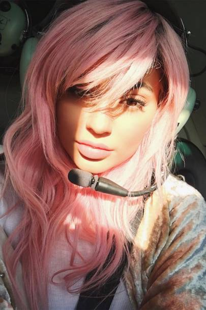 Dating pictures pink hair