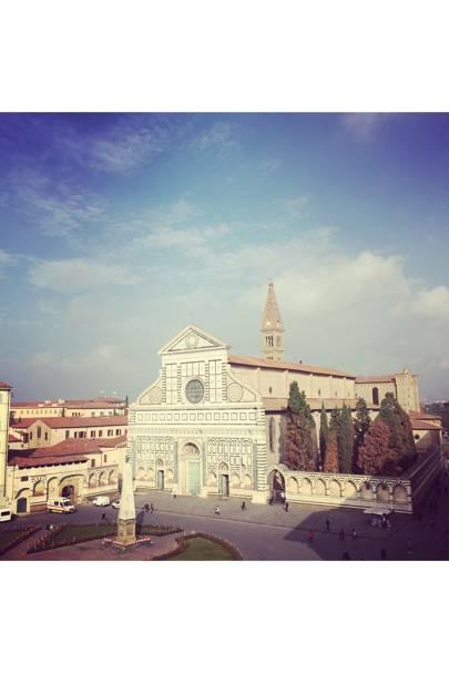 STAY: Hotel Santa Maria Novella