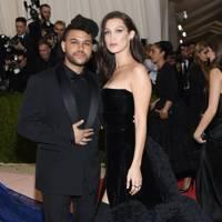 Bella Hadid & The Weeknd