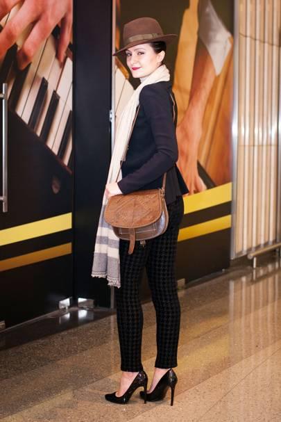 Tatyana Jordan, fashion designer