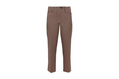 The Gingham Trousers