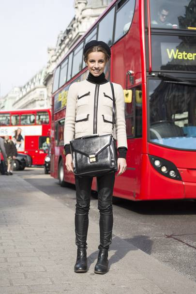 Annika Doble, concept store owner