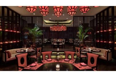 The West Bay Hub: W Doha
