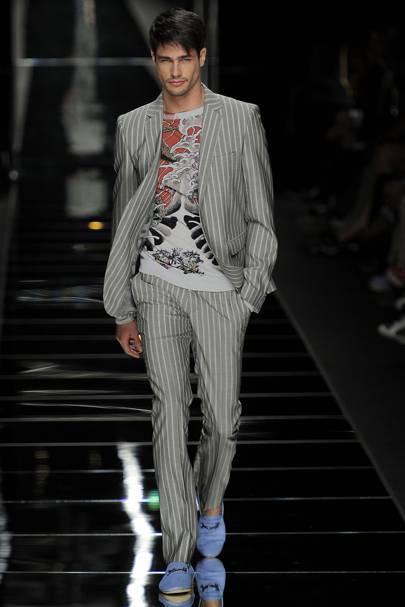 John Richmond Spring/Summer 2012 Menswear show report ...