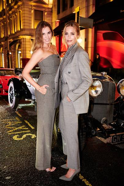 Ralph Lauren Fashion and Cars Evening, London - September 21 2017