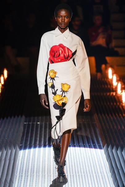 ebb38c6d55e7 Prada Autumn/Winter 2019 Ready-To-Wear show report   British Vogue