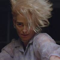 Tilda Swinton For David Bowie's The Stars Video