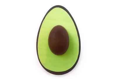 Melt London Dark Chocolate Avocado Egg