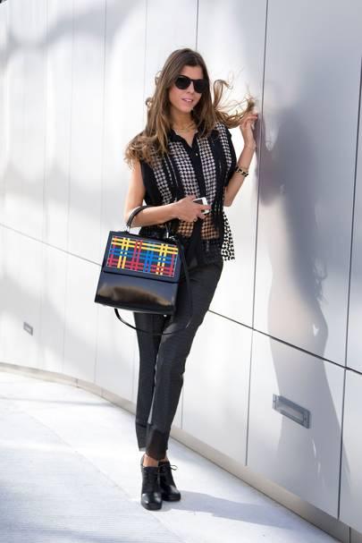 Mariasolari Lecchi, stylist and designer
