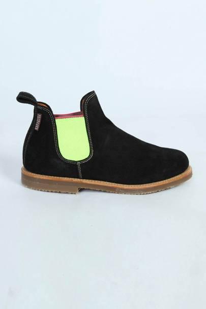 Penelope Chilvers suede safari boots, £240