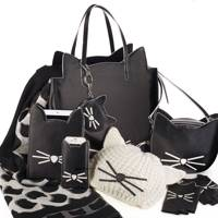 Karl Lagerfeld's Choupette collection