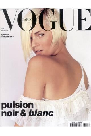 Vogue Paris, February 2001