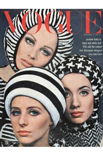 Vogue Cover, September 1965