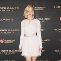 The Hunger Games: Mockingjay Part 2 press conference, Paris - November 9 2015