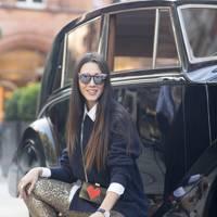 Diana Enciu, stylist