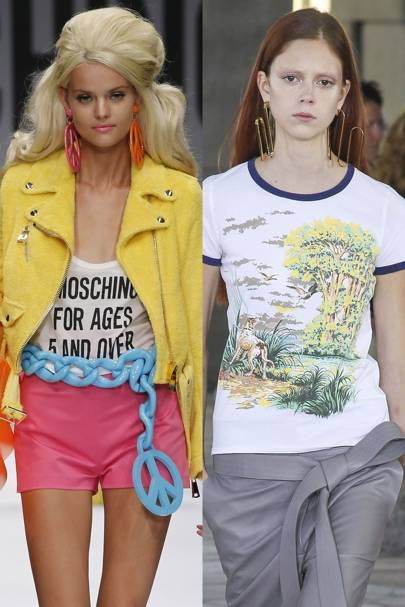 In: Illustrated T-Shirt