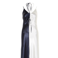 The Silk Monochrome Slip