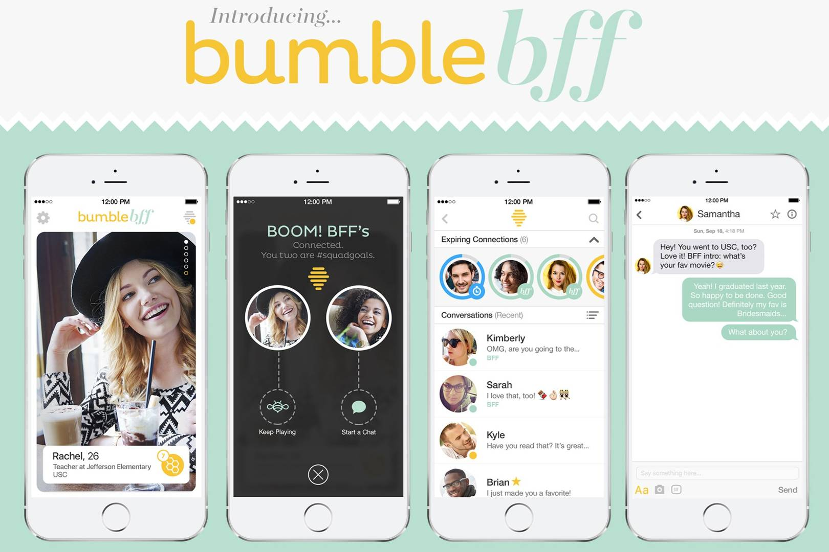 Bumble dating gay