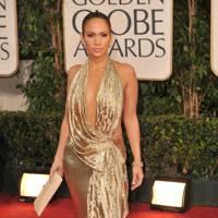 Jennifer Lopez at the 2009 Golden Globes