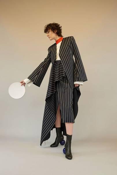 e3e713b6b767c Solace London Autumn Winter 2018 Ready-To-Wear show report   British Vogue