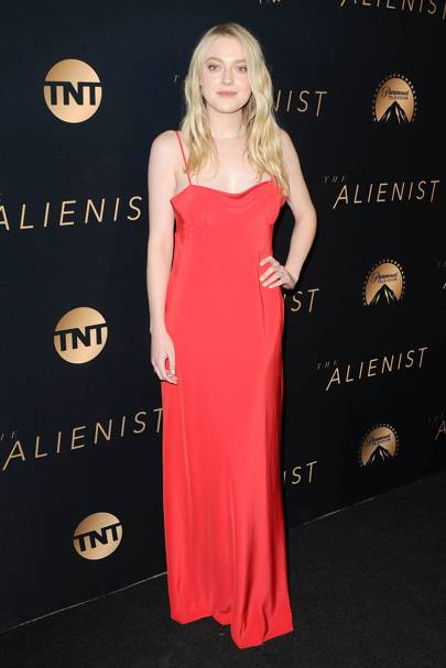 'The Alienist' TV show premiere, Los Angeles – January 11 2018