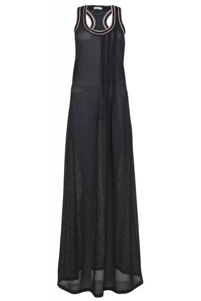 Black mesh dress, £50