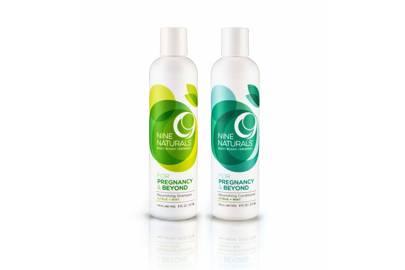 Nine Naturals Citrus & Mint Shampoo & Conditioner