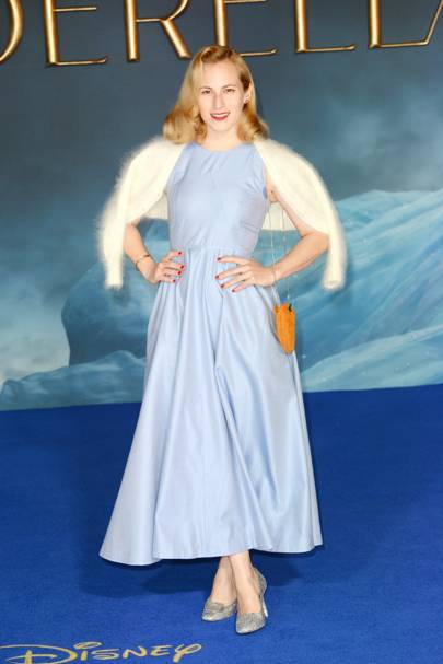 Cinderella premiere, London - March 19 2015