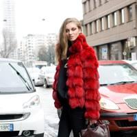 Iris Van Berne, model