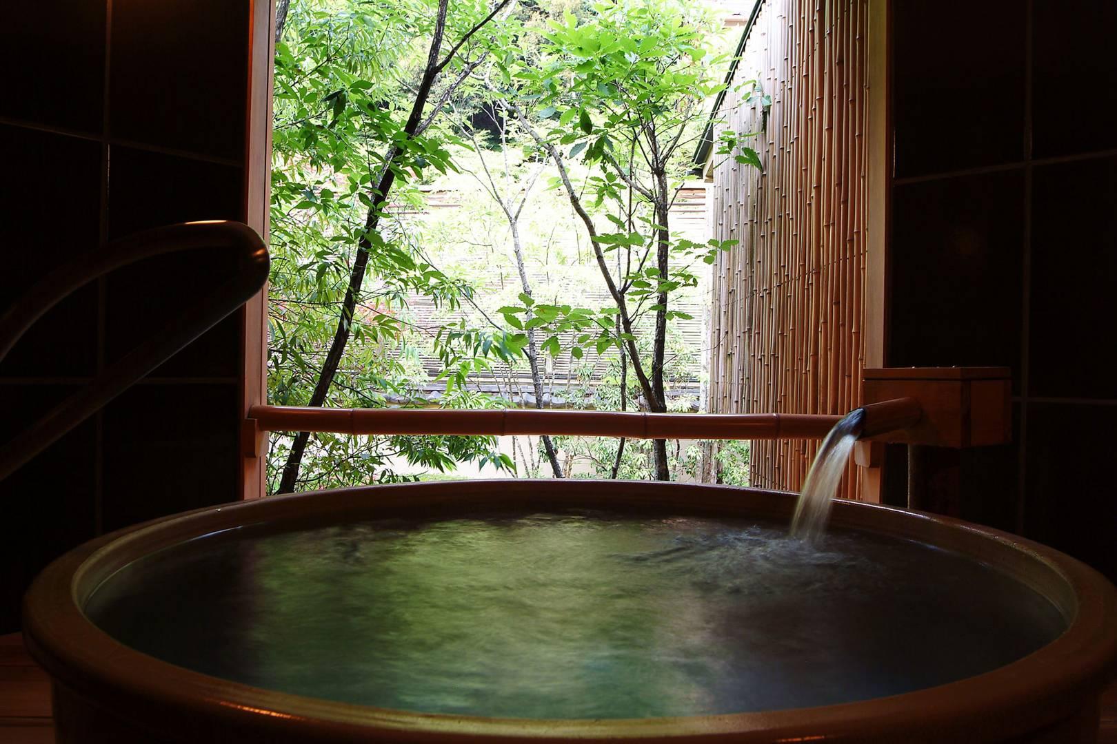 Japanese Onsen Bathing Rituals - Kinosaki   British Vogue