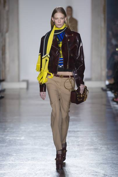 3ce8730f4c6899 Versace Autumn Winter 2018 Ready-To-Wear show report