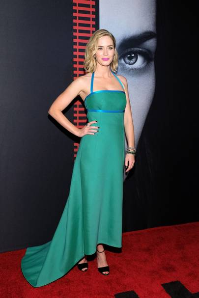 The Girl on the Train premiere, New York – October 4 2016