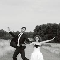 Annie Morris and Idris Khan