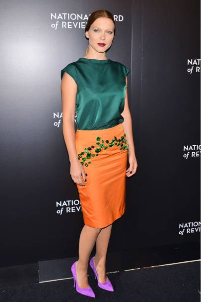National Board Of Review Awards Gala, New York – January 7 2014