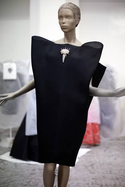 The envelope dress that Alberta Tiburzi famously wore in 1967, that will feature in the exhibition