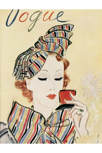 Vogue Cover, October 1935