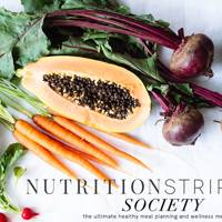 The Nutrition Stripped Society