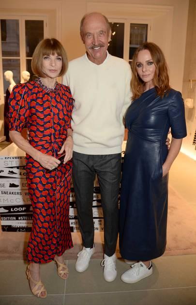 Stella McCartney x Stan Smith launch party, London – September 17 2018
