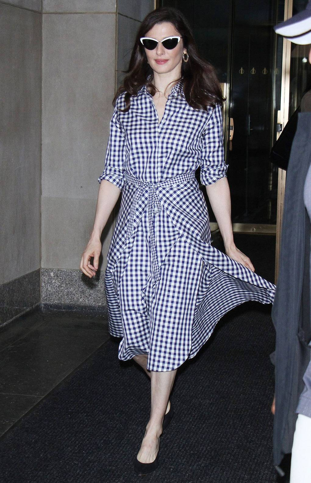 ead4f9c0c4d150 Celebrities Wearing Gingham