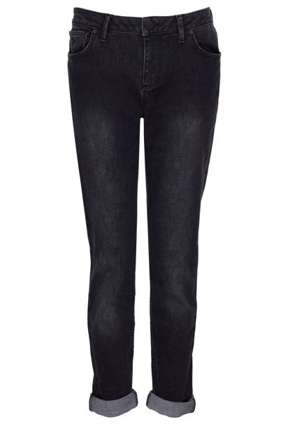 Black thorn wash slim-legged jeans, £50