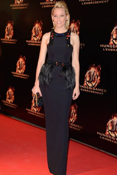 The Hunger Games: Catching Fire premiere, Paris – November 16 2013