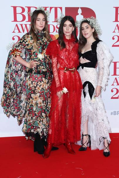 Brit Awards, London – February 21 2018