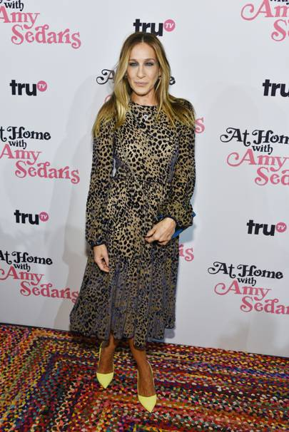 'At Home With Amy Sedaris' TV show Premiere, New York - October 19 2017