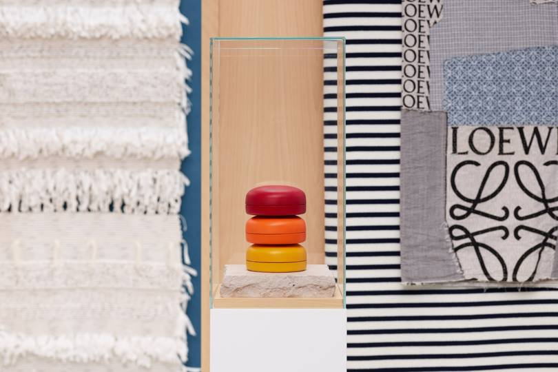 Jonathan Anderson Announces Loewe New Home Collection