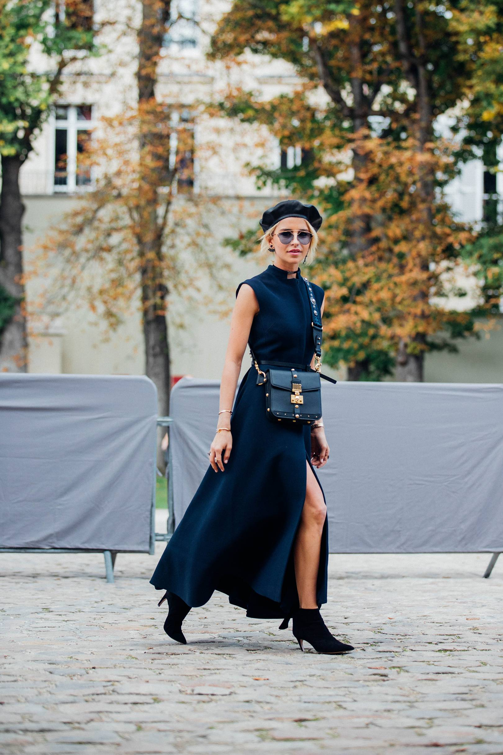 Street Style Inspiration  10 Ways To Wear A Beret  d426dad065e